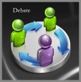 Sala de debate