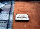 Puerta de entrada a la Fundación Sierra Pambley de León